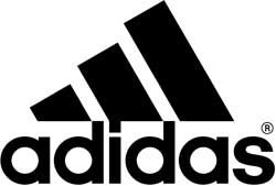Adidas Official Logo of the Company
