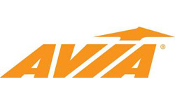 Avia Official Logo of the Company