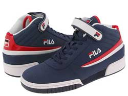 Fila Shoe Brand List