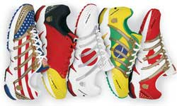 K-Swiss Shoe Brand List