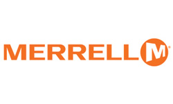 Merrell Official Logo of the Company