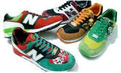 New Balance Shoe Brand Lisy