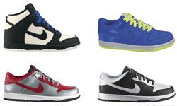 Nike Shoe Brand List