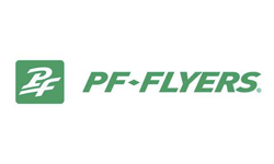 PF Flyers Official Logo of the Company