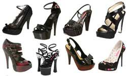 Pleaser USA Inc. Shoe Brand List