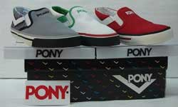 Pony Shoe Brand List