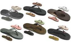 Rainbow Sandals Brand List