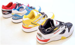 Reebok Shoe Brand List