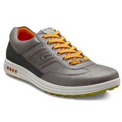 ECCO Mens Street EVO One yellow gray
