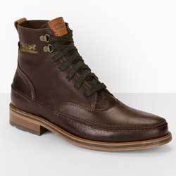 Emeryville Lace Up Boot