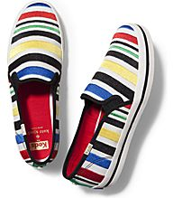 Keds x kate spade new york Double Decker June Stripe