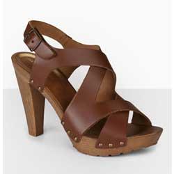 Yreka Heeled Sandals