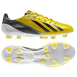Adidas Soccer F50 Adizero TRX Synthetic FG Cleats