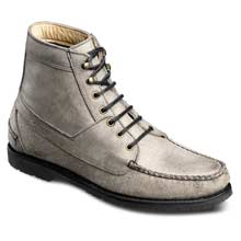 Allen Edmonds Yuma Grey Leather Boots