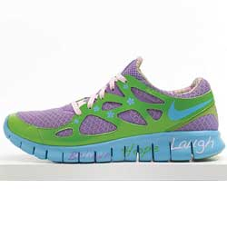 Mackenzie's Nike Free Run