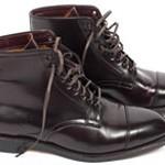 Alden Cap Toe Boot Footwear