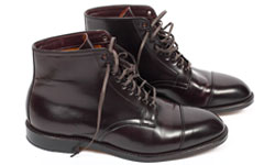 Alden Cap Toe Boot