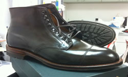 Alden Cap Toe Boot Shoes