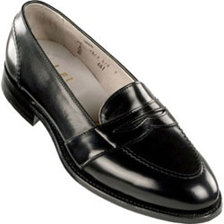 Alden Full Strap Slip On Shoes