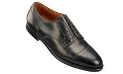 Alden Straight Tip Blucher Shoes