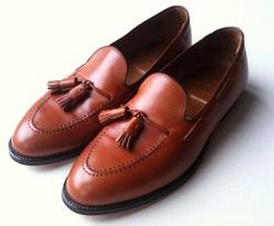 Alden Tassel Moccasin Shoes
