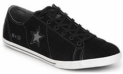 One Star Suede Low Profile Shoes