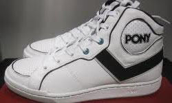 Pony MVP Footwear