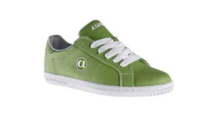 Airwalk Womens Jim Canvas (Green)