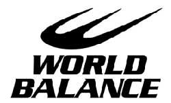 World Balance Official Logo of the Company