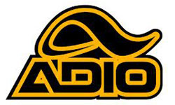 Adio Official Logo of the Company