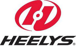 Heelys Official Logo of the Company