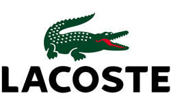Lacoste Official Logo of the Company