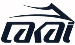 Lakai Official Logo of the Company