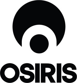 Osiris Official Logo of the Company