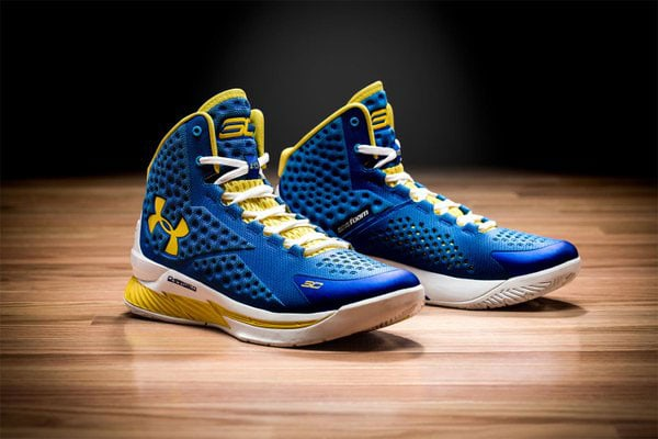 Under Armour Shoe Brand
