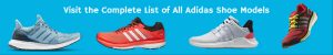 Full List of Adidas Shoes