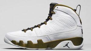 The Air Jordan 9