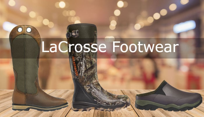 LaCrosse Footwear Shoe Model