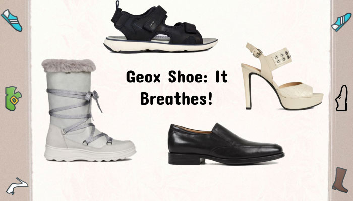 Geox Shoe: It Breathes!