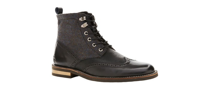 Nathan Wingtip Boot