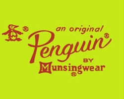 original penguin official logo of the company