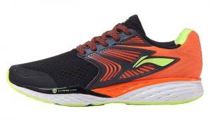 Li-Ning Men's LN CLOUD IV PLUS Professional Running Shoes Cushion LiNing MONO YARN Sneakers Sport Shoes