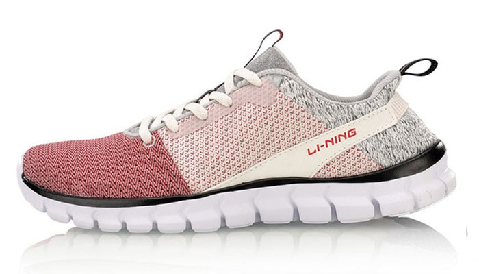 Li-Ning Women 24H Smart Quick Training Shoes LiNing Breathable Sport Shoes Light Weight Sneakers