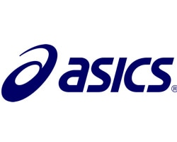 Asics Official Logo of the Company