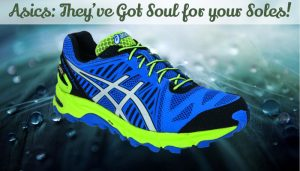 Asics: They've Got Soul for your Soles!