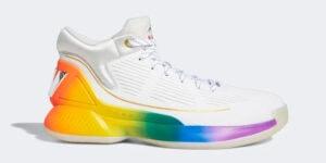 Adidas D Rose 10 Pride Shoes