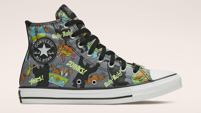 Converse x Scooby-Doo Chuck Taylor All Star