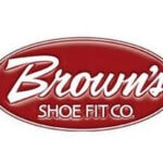 Brown Official Logo of the Company