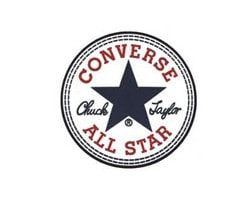 converse shoe brands list logo