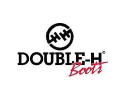 Double-H Boots Official Logo of the Company